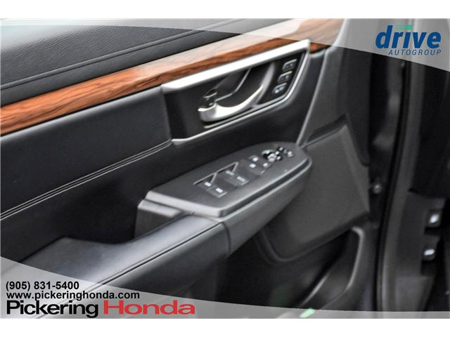 2018 Honda CR-V EX-L (Stk: U501A) in Pickering - Image 17 of 27