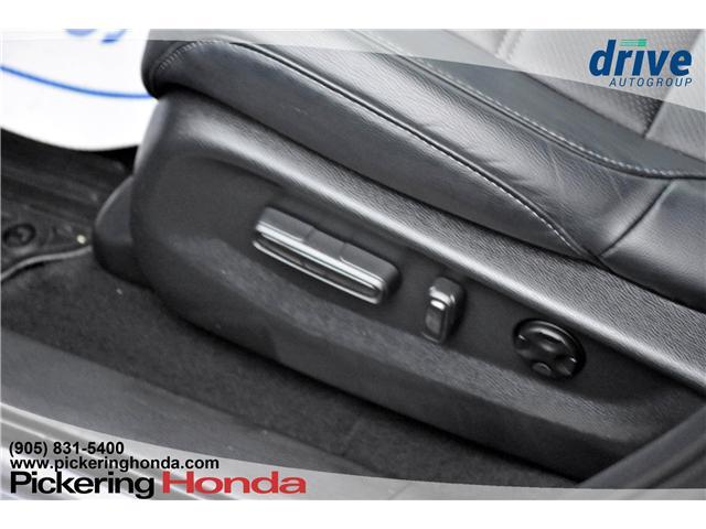 2018 Honda CR-V EX-L (Stk: U501A) in Pickering - Image 18 of 27