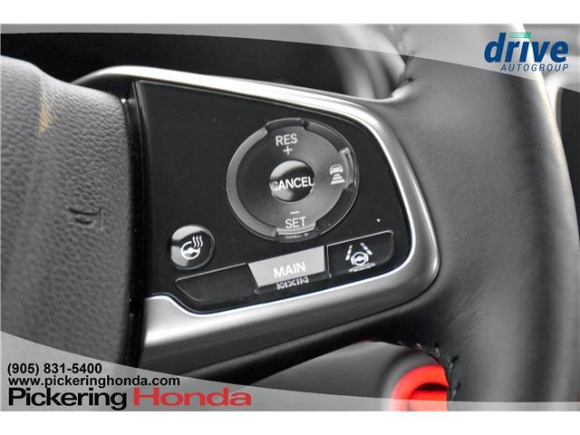 2018 Honda CR-V EX-L (Stk: U501A) in Pickering - Image 22 of 27