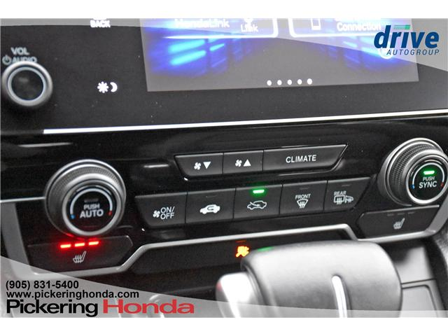2018 Honda CR-V EX-L (Stk: U501A) in Pickering - Image 24 of 27