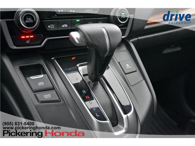 2018 Honda CR-V EX-L (Stk: U501A) in Pickering - Image 25 of 27