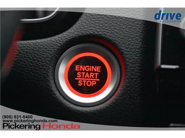 2018 Honda CR-V EX-L (Stk: U501A) in Pickering - Image 26 of 27