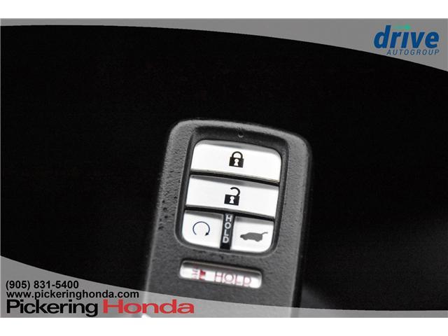 2018 Honda CR-V EX-L (Stk: U501A) in Pickering - Image 27 of 27