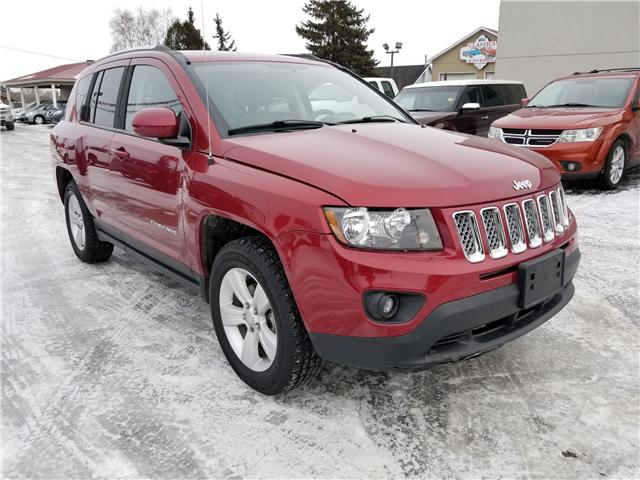 2014 Jeep Compass Sport/North (Stk: ) in Kemptville - Image 1 of 18