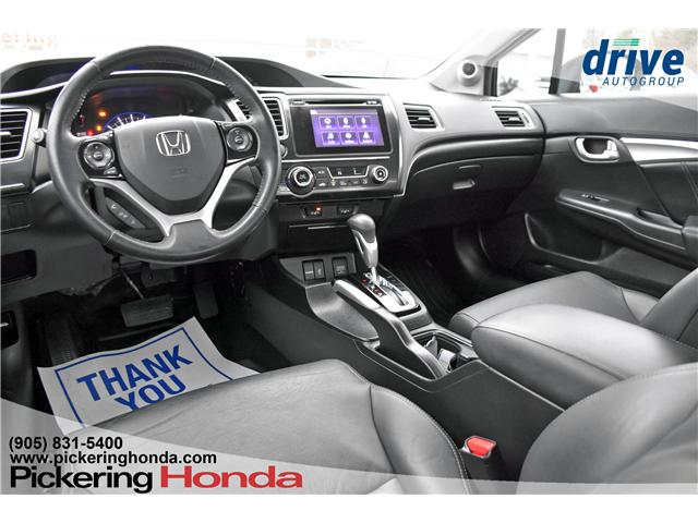 2014 Honda Civic Touring (Stk: T1795A) in Pickering - Image 2 of 21