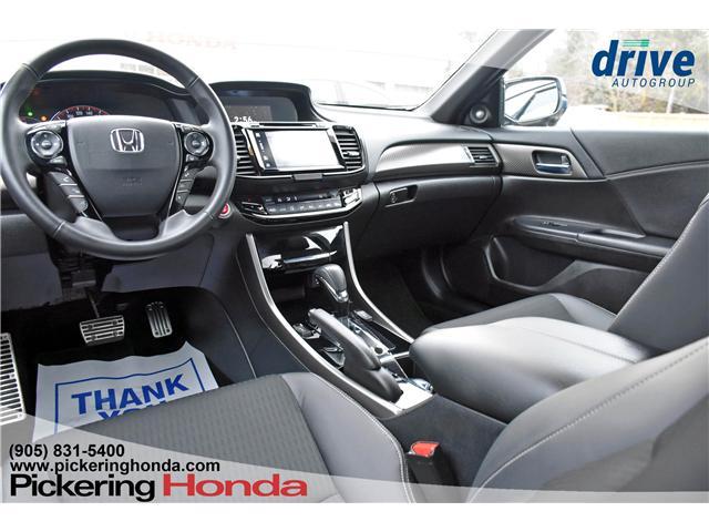 2017 Honda Accord Sport (Stk: U381A) in Pickering - Image 2 of 30