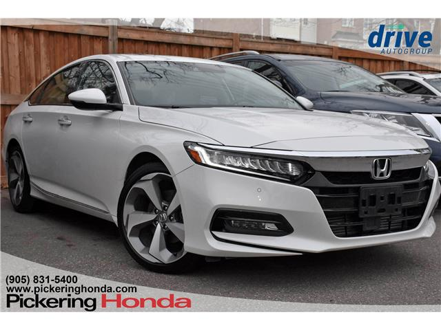 2018 Honda Accord Touring (Stk: P4600) in Pickering - Image 1 of 28