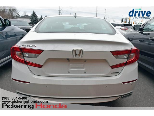2018 Honda Accord Touring (Stk: P4600) in Pickering - Image 6 of 28