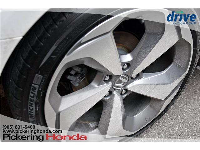 2018 Honda Accord Touring (Stk: P4600) in Pickering - Image 8 of 28