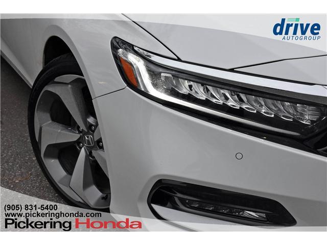 2018 Honda Accord Touring (Stk: P4600) in Pickering - Image 10 of 28