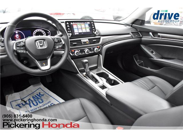 2018 Honda Accord Touring (Stk: P4600) in Pickering - Image 2 of 28