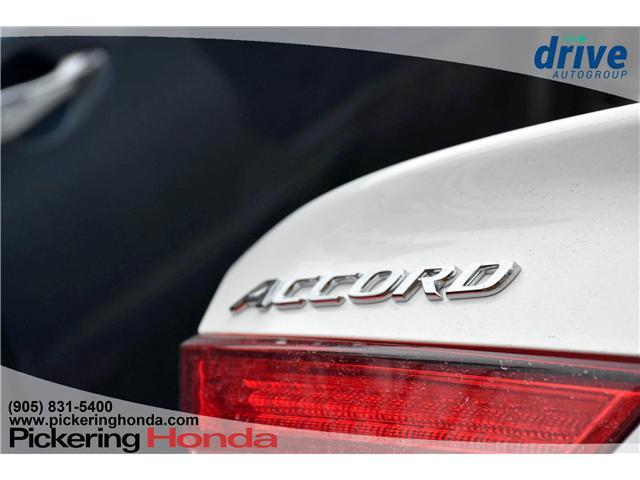 2018 Honda Accord Touring (Stk: P4600) in Pickering - Image 14 of 28