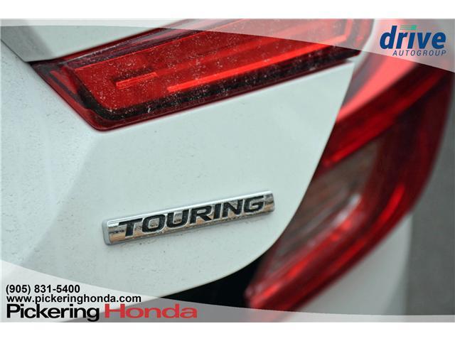 2018 Honda Accord Touring (Stk: P4600) in Pickering - Image 15 of 28