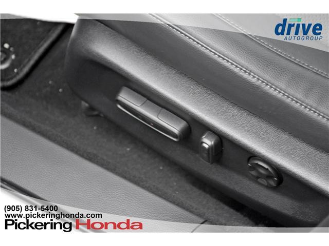 2018 Honda Accord Touring (Stk: P4600) in Pickering - Image 16 of 28