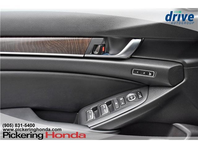 2018 Honda Accord Touring (Stk: P4600) in Pickering - Image 18 of 28