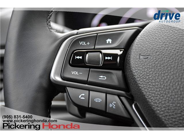 2018 Honda Accord Touring (Stk: P4600) in Pickering - Image 21 of 28