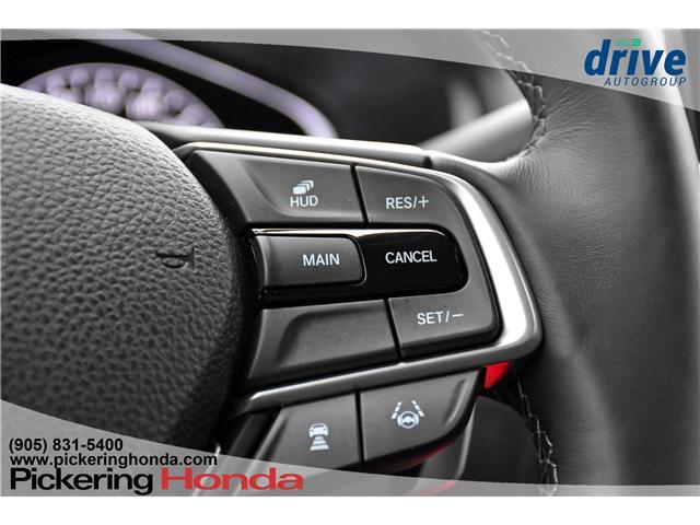 2018 Honda Accord Touring (Stk: P4600) in Pickering - Image 22 of 28