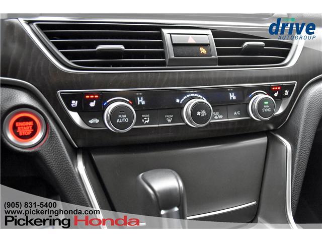 2018 Honda Accord Touring (Stk: P4600) in Pickering - Image 25 of 28