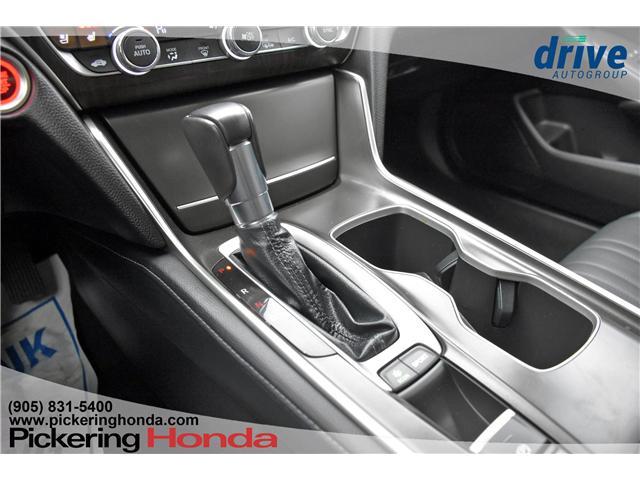 2018 Honda Accord Touring (Stk: P4600) in Pickering - Image 26 of 28