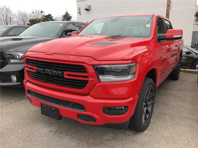 2019 RAM 1500 Sport (Stk: KN681993) in Mississauga - Image 1 of 5