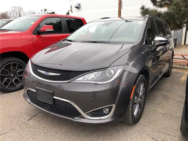 2019 Chrysler Pacifica Limited (Stk: KR576652) in Mississauga - Image 1 of 5