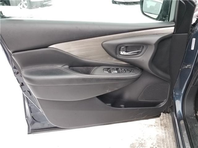 2017 Nissan Murano SV (Stk: ) in Kemptville - Image 14 of 21