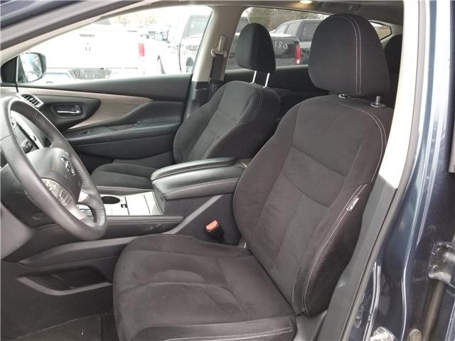 2017 Nissan Murano SV (Stk: ) in Kemptville - Image 12 of 21