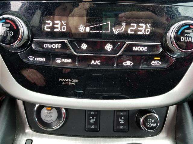 2017 Nissan Murano SV (Stk: ) in Kemptville - Image 11 of 21