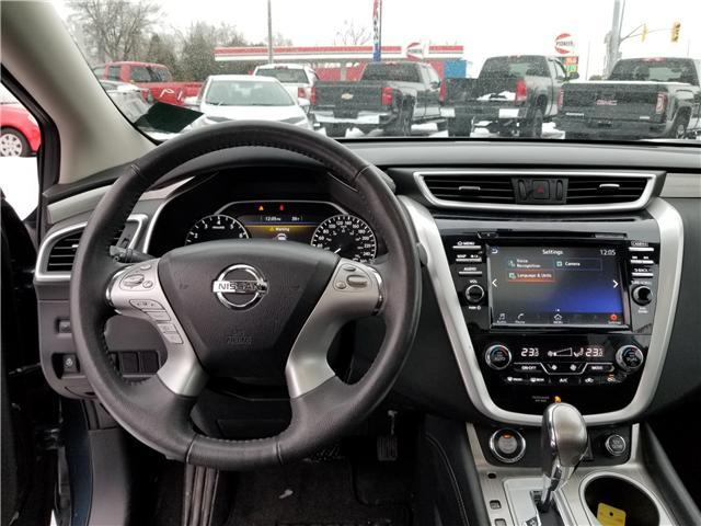 2017 Nissan Murano SV (Stk: ) in Kemptville - Image 6 of 21