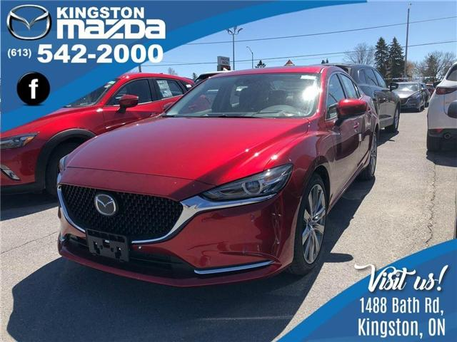 2018 Mazda MAZDA6 GT (Stk: 18C108) in Kingston - Image 1 of 6