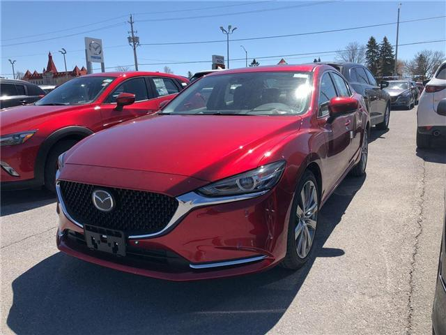 2018 Mazda MAZDA6 GT (Stk: 18C108) in Kingston - Image 2 of 6