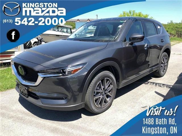 2018 Mazda CX-5 GT (Stk: 18T104) in Kingston - Image 1 of 6
