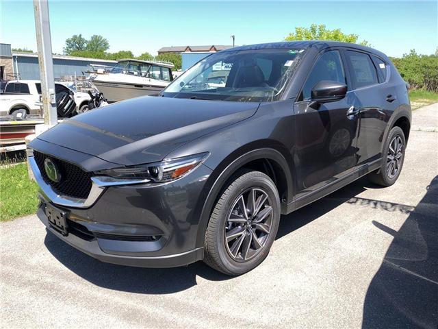 2018 Mazda CX-5 GT (Stk: 18T104) in Kingston - Image 2 of 6