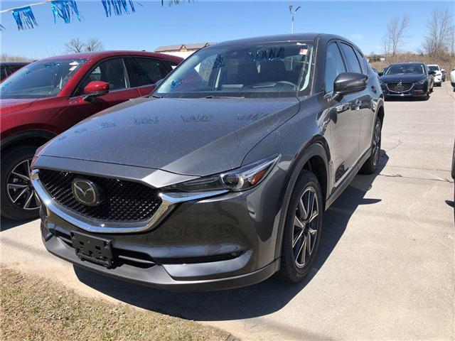 2018 Mazda CX-5 GT (Stk: 18T058) in Kingston - Image 2 of 6