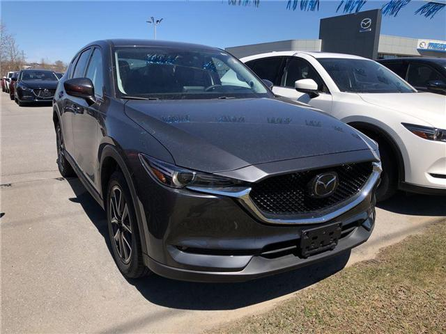 2018 Mazda CX-5 GT (Stk: 18T058) in Kingston - Image 4 of 6