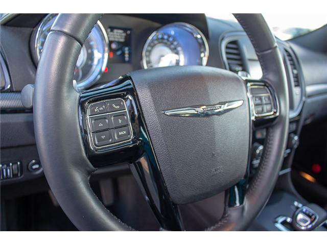 2013 Chrysler 300 S (Stk: J365486A) in Surrey - Image 21 of 29
