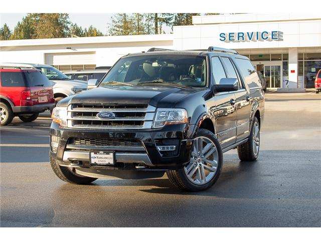 2017 Ford Expedition Max Platinum (Stk: P1465) in Surrey - Image 3 of 29