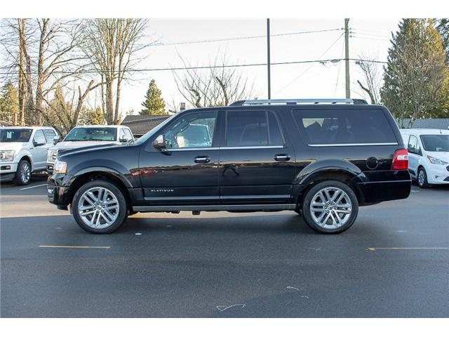 2017 Ford Expedition Max Platinum (Stk: P1465) in Surrey - Image 4 of 29