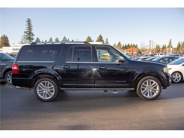 2017 Ford Expedition Max Platinum (Stk: P1465) in Surrey - Image 6 of 29