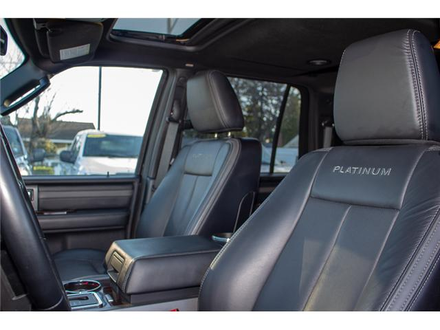 2017 Ford Expedition Max Platinum (Stk: P1465) in Surrey - Image 11 of 29