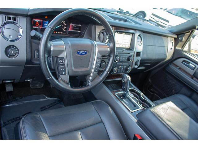 2017 Ford Expedition Max Platinum (Stk: P1465) in Surrey - Image 12 of 29