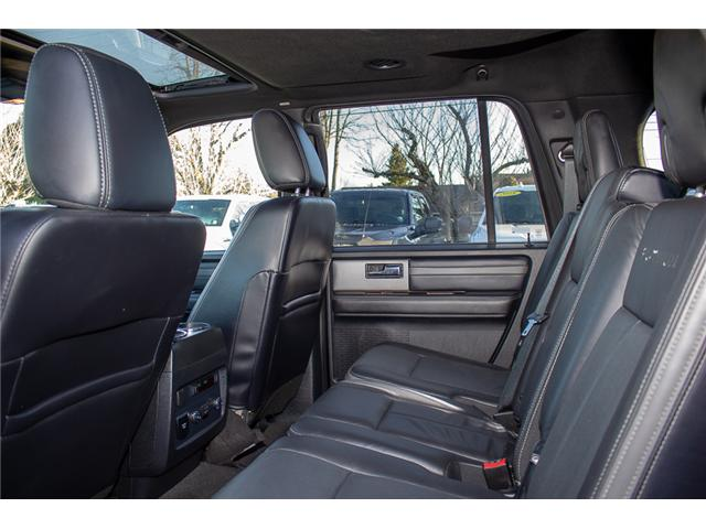 2017 Ford Expedition Max Platinum (Stk: P1465) in Surrey - Image 14 of 29