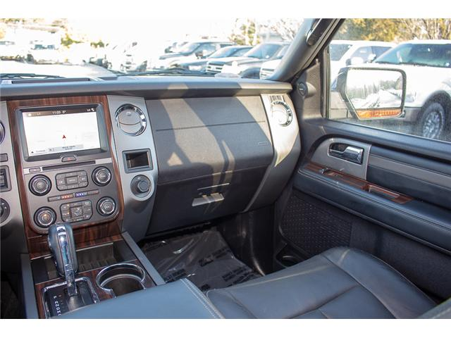 2017 Ford Expedition Max Platinum (Stk: P1465) in Surrey - Image 16 of 29