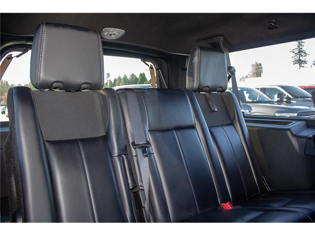 2017 Ford Expedition Max Platinum (Stk: P1465) in Surrey - Image 17 of 29
