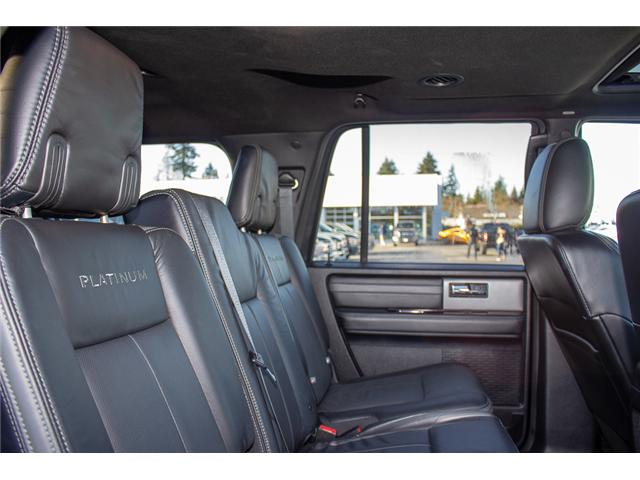 2017 Ford Expedition Max Platinum (Stk: P1465) in Surrey - Image 18 of 29
