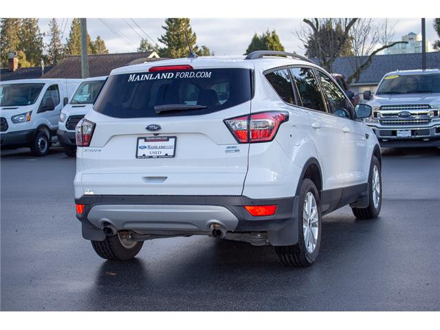 2018 Ford Escape SEL (Stk: P5817) in Surrey - Image 7 of 30