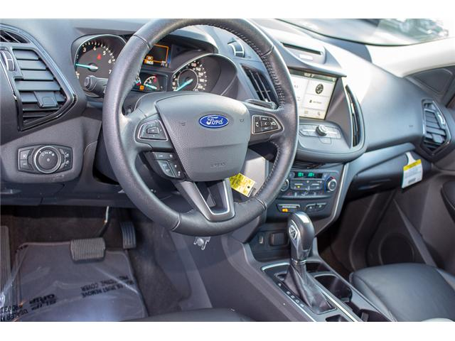 2018 Ford Escape SEL (Stk: P5817) in Surrey - Image 12 of 30