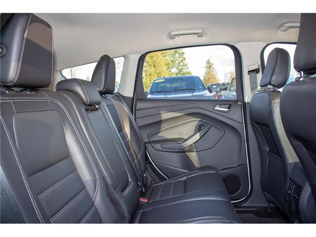 2018 Ford Escape SEL (Stk: P5817) in Surrey - Image 17 of 30