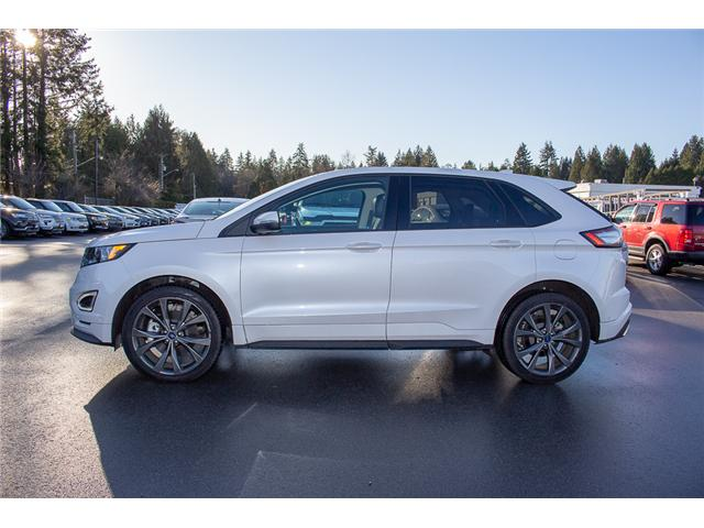 2018 Ford Edge Sport (Stk: P6320) in Surrey - Image 4 of 30