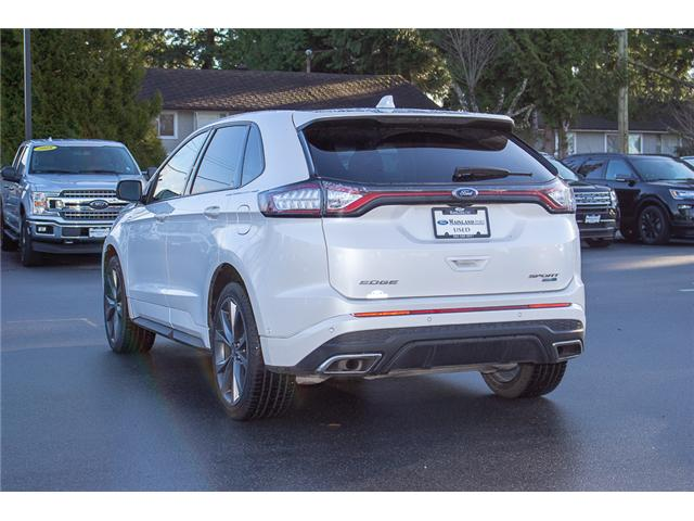 2018 Ford Edge Sport (Stk: P6320) in Surrey - Image 5 of 30